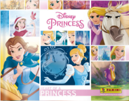 Disney Princess Heart of a Princess Sticker Collection swaps