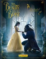 Panini Beauty and the Beast swaps