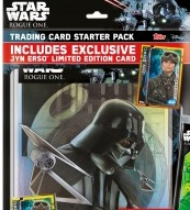 Star Wars Rogue One Trading Card Collection swaps