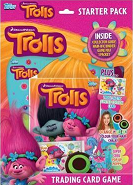 Trolls Trading Card Collection swaps
