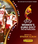 UEFA Womens Euro 2017 Sticker Collection swaps