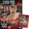 WWE Then Now Forever Sticker Collection swaps