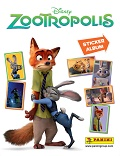 Zootropolis Sticker Collection swaps